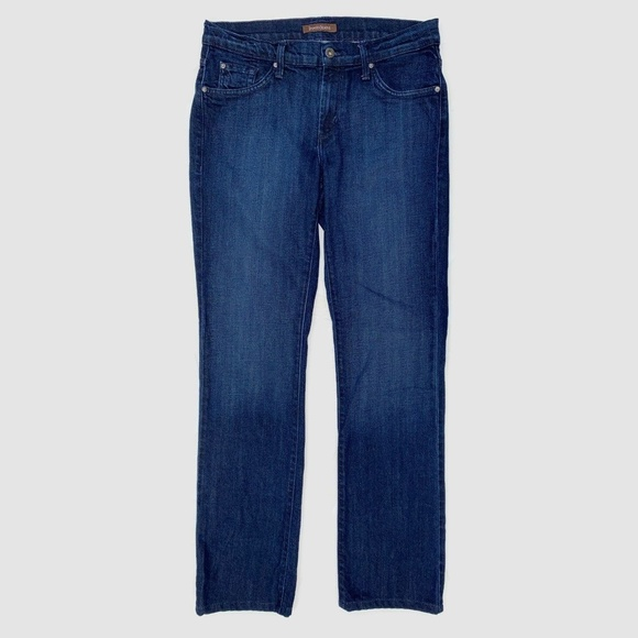 James Jeans Denim - James Jeans Hunter Straight Leg Jeans Dark Wash 30